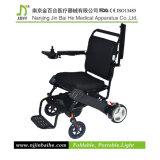 Popular Aluminum Lightweight Foldable Electric Wheelchair with CE, FDA