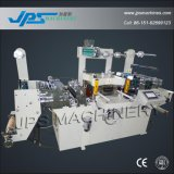 Blank Label Die Cutter Machine with Punching + Hot Stamping