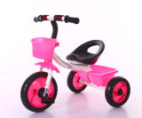 Baby Tricycle Trike with Steel Frame Kids Bike Toys