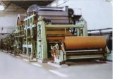 Dingchen-1575mm Double Wire and Double Dryer Paper Making Machine