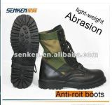 Senken Skidproof Anti-Riot Boot/Military Boots