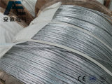 ASTM Standard Galvanized Steel Strand Wire for ACSR