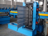 Two Ways Hydraulic Curving Machine for Roofing Panel (crimping machine)