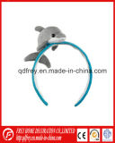 Hot Sale Plush Whale Headband for Girl