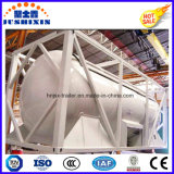 Best Selling Customized 18500liters 20FT LPG/LNG Gas Frame Tanker Container for The Indonesia Market