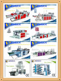 CE PE Best Film Blowing Machine Stretch Hot Blue Film (SJ-50B/FM600)