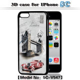 3D Case for iPhone 5c (V547)