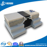 Recessed Design Aluminum Base Stretched Rubber Durable Expension Joint