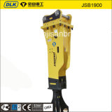 Silent Type Hydraulic Rock Breaker with Chisel 150mm for Demolition