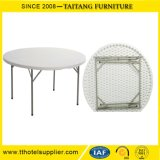 Wedding Folding Round Plastic Table for Event Used