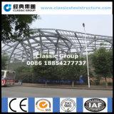 Large Span Prefabricated Steel Frame