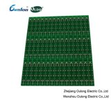2 Layer Hal PCB with Green Solder Mask