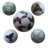 Good Quality Durable Rubber Material Soccer Ball
