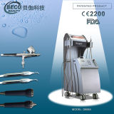 Multifunction Oxygen Jetpeel/Spray/Injection Therapy Generator to Salon Use (G668A)