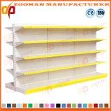 Retail Store Shop Double Side Supermarket Display Shelving Unit (Zhs335)