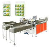 10 Packets Napkin Packing Machine Facial Tissue Packing Machine
