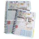 PP Cover Subject Spiral Notebook