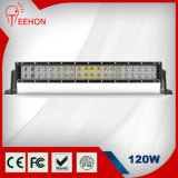 120W 20inch Auto LED Light Bar with CE RoHS IP68
