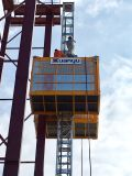 Sell High Quality Construction Lifter/Material/Passengers to Ascend