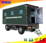 Kitchen Truck for Military/Fast Food Truck for Outdoor
