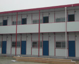 Two Stories Temporary Building Prefabricated Homes