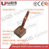 Jasx 52 68-8220 Ns-6 Electric Motor Carbon Brush for Starter