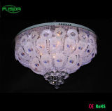 Modern Romote MP3 Glass LED Ceiling Light