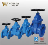 Non-Rising Stem Resilient Seated Gate Valve in China (Z45X-10/16)