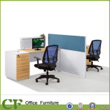 Chuangfan Office Furniture 2 Seater Workstation Partition