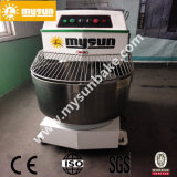 Bakery Equipment 100kgs Spiral Bread Dough / Flour Mixing Machine