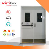 UL Certified Steel/Metal Fire Proof Door with 3.0 Hrs