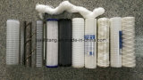 PP String Wound Filter, Made of FDA PP Filter Core or Sst Core and PP Yarn or PP Fibrillated Yarn or Bleached Cotton Yarn