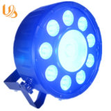 China 9*3W RGBW/RGBWA Disco LED PAR Light