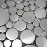 Wholesale Metal Mosaic Tile Stainless Steel Mosaic Tiles