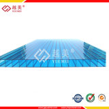6mm, 10mm Multiwall Hollow Polycarbonate Sheet Polycarbonate Roofing 159
