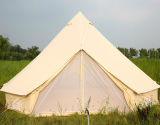 Glamping Luxury 6m 5m Quechua Canvas Bell Tent
