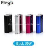 Hottest Electronics Vapor Box Mod China Electronic Cigarette (Eleaf Istick 50W)