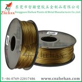 Promotion PLA Brassfill Bronzefill Printed Filament