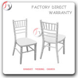 White Wood Stackable Coloured Chiavari Chairs (AT-85)