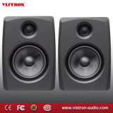 Pair of 2-Way Active Powered Studio Monitor Speaker Professional Frequency Driver Subwoofer