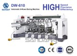 Automatic Woodworking 6-Rows Boring and Drilling Machine