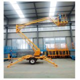18 Meters Articulated Hydraulic Tables Lift with Ce