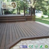 Chinese Manufacturer Anti-Crack WPC Composite Co-Extrusion Decking