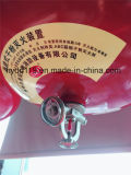 Dadi Fire Supply Bank Vault 3kg Hanging ABC Ultrafine Dry Powder Fire Control Device