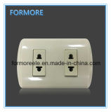 South Ameica Wall Socket/Electrical Socket /Switched Socket