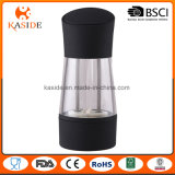 2 in 1 Plastic Manual Dual Salt and Pepepr Mill