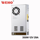 Aluminum Case 29A 12V Switching Power Supply (S-350-12)
