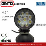 4inch Offroad Car Bright LED Work Light for Bus Ford (GT2009-27W)