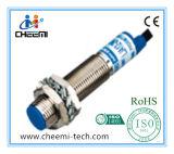 M12*1 Flush Capacitive Proximity Sensor Switch NPN PNP