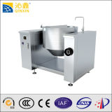 Large Volume Stainless Steel Swingable Induction Soup Cooker